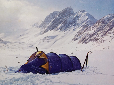 History of Gear Series: Early Winters with Bruce Johnson