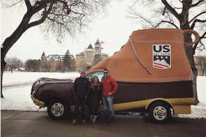 L.L. Bean Bootmobile Visits | OPPD