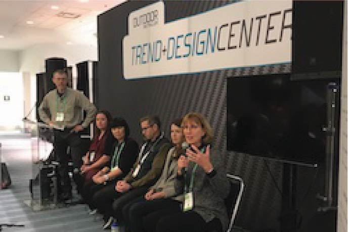 Outdoor Product Design Education at Outdoor Retailer | OPDD
