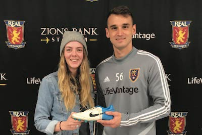 OPDD Teams Up With Real Salt Lake