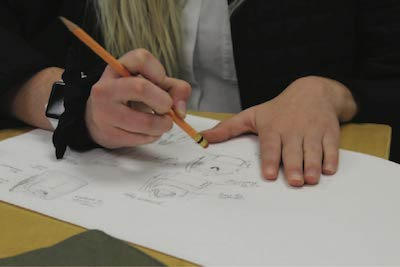 Students Develop New Products in Local Design Sprint