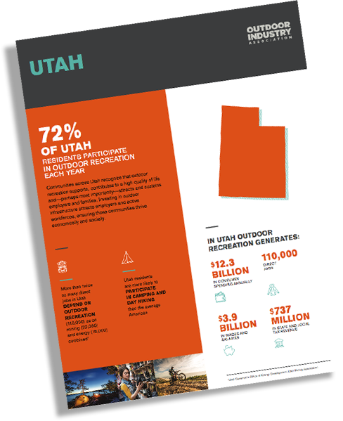 Outdoor Industry Association Why Utah