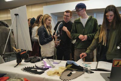 OPDD First Graduating Class Presents Senior Projects to Industry